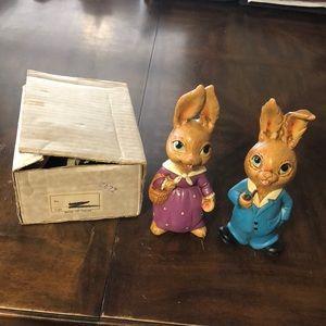 Easter Bunny Rabbit decor